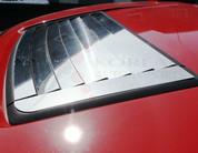 2006 - 2009 Hummer H3 Hood Vent Trim