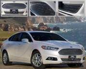 2013 - 2015 Ford Fusion E&G Classics Fine Mesh Grill Set 2pc