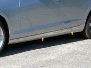 "2013-2015 Cadillac ATS ""O-Type"" Rocker Panel Trim"