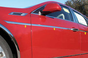 2008 - 2013 Cadillac CTS Chrome Straight Accent Trim
