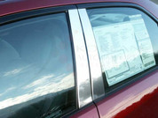 2003 - 2007 Cadillac CTS Chrome Pillar Posts