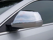 2010 - 2013 Cadillac CTS Coupe Chrome Mirror Covers