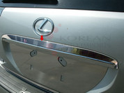 2004 - 2009 Lexus RX 330 350 400 Chrome License Plate Bar