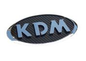 "LODEN ""KDM"" Badge Emblem Logo Grill/Hood/Trunk"