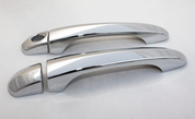 Chrysler Crossfire Chrome Door Handle Covers 4pc Set for Coupe or Roadster, all year and models