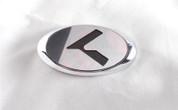 "2015 + Sedona Carnival YP LODEN Platinum ""K"" Replacement Steering Wheel Emblem"