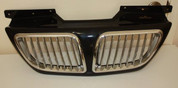 2009-2010 NF Sonata BMW style Front grill replacement, BLACK color