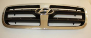2007-2009 Santa Fe CM OEM Chrome Grill Attachment