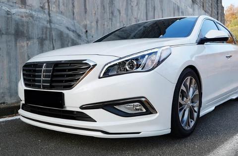 2015+ Sonata LF VEGA FULL BODY KIT - Korean Auto Imports