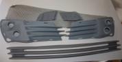 2009 - 2013 Forte Sedan MyRide Corp DUAL Fog Bezel Appearance Aero Part Kit