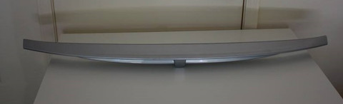 2004-2006 Spectra Sedan ASIS ABS Rear Lip Spoiler painted SILVER factory color