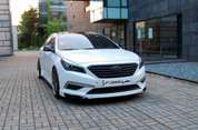 2015+ Sonata LF F3Style Front Bumper Lip Valance Attachment