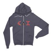 New KAI Logo Men's Hoodie Sweater