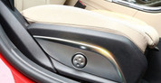 Mercedes-Benz GLC Silver Seat Side Control Accent Set 4pc