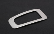 Mercedes-Benz GLC Silver Parking Break Switch Cover