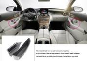 Mercedes-Benz GLC Door Pocket Storage Bin/Compartment Set 2pc