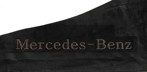 Mercedes-Benz GLC Crystal Carpet Interior Door Protector Covers Set 4pc
