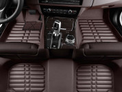 2017+ Genesis G80 5D Custom Molded Floor Liner Set Front/Rear