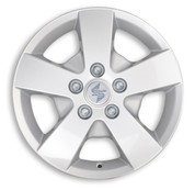 ETA BETA ITALY Atria Silver Premium Alloy Wheels