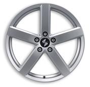 ETA BETA ITALY Eros Silver Premium Alloy Wheels