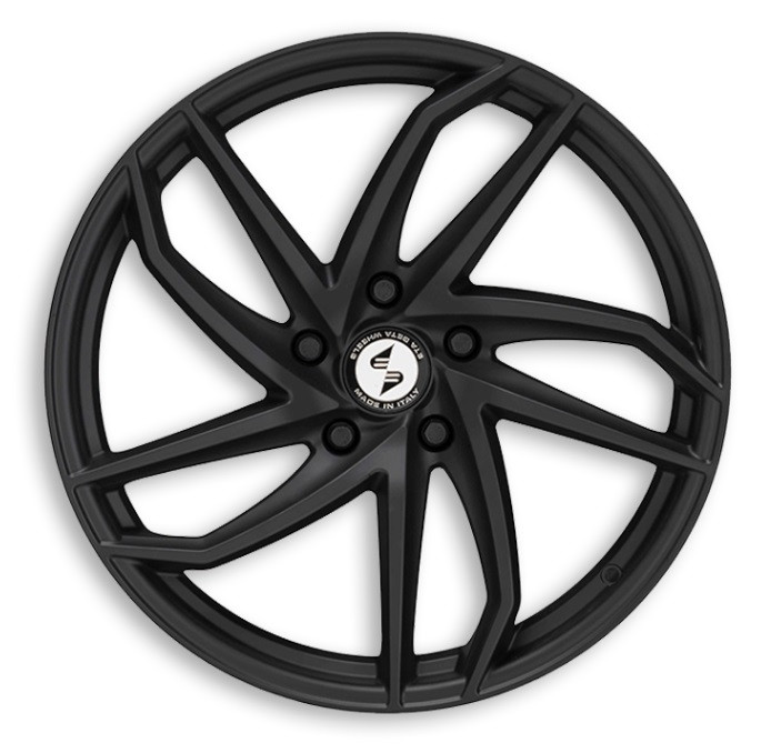 Eta Beta Italy Heron Black Premium Alloy Wheels