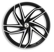 ETA BETA ITALY Eros Heron Black Matt Polish Premium Alloy Wheels