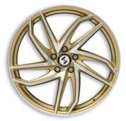 ETA BETA ITALY Eros Heron Gold Matt Polish Premium Alloy Wheels
