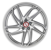 ETA BETA ITALY Eros Heron Silver Premium Alloy Wheels