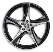 ETA BETA ITALY Jofiel Black Polish Premium Alloy Wheels