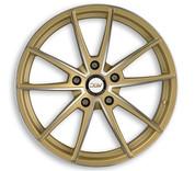 "ETA BETA ITALY ""DLW"" Manay Gold Matt Polish Deluxe Wheel Collection"