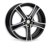 """ETA BETA ITALY """"DLW"""" Og1 Black Matt Polish Deluxe Wheel Collection"""