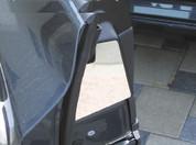 Chrysler Crossfire Chrome Interior Door Covers 2pc Set