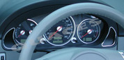 Chrysler Crossfire Gauge Panel Chrome Trim Set 2pc LH/RH