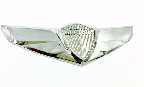 Genesis Vision G concept style wing chrome for Genesis brand G70 G80 G90 G60