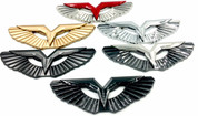 Subaru BRZ (V.2) Anzu-T Wing Badge (New Colors)