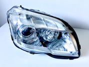 (USA WAREHOUSE CLEARANCE) 2010-2015 Mercedes Benz GLK European Clear Lens HID Projection Headlights Set 2pc (FREE SHIPPING)
