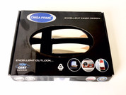 (USA WAREHOUSE CLEARANCE) Opel / Vauxhall Vectra C Signum Stainless Steel Chrome Door Handle Cover Set