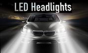 *NEW*Chrysler Crossfire LED HEADLIGHT Conversion Kit Lo-Beam/Hi-Beam/Fog Lights