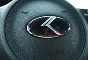 *NEW* LODEN Vintage K Steering Wheel Emblem