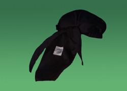 - Black 100% Cotton