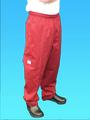Cargo Pant Crimson 100% Cotton
