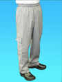 Cargo Pant Houndstooth 100% Cotton