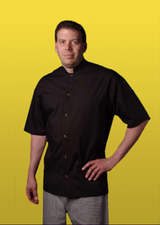 KItchen Shirt - Black