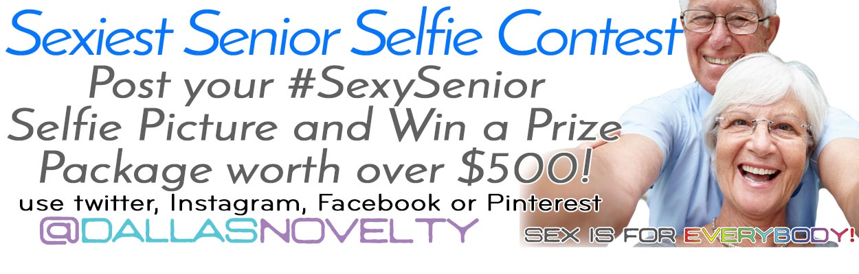 Sexy Senior Selfie Contest, Win a $500 Prize while Celebrating National Masturbation Month for May and the Netflix series Grace & Frankie.