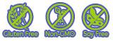 Be Trū Organics gluten-free soy-free non-gmo