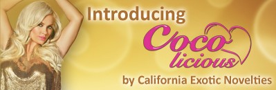 coco licious pleasure products by calexotics