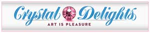 crystal delights Glass Sex Toys
