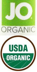 jo organic usda approved formula