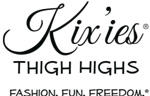 kix'ies thigh highs fun fashion freedom