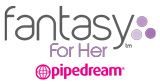 pipedream toys fantasy for her female sex toys